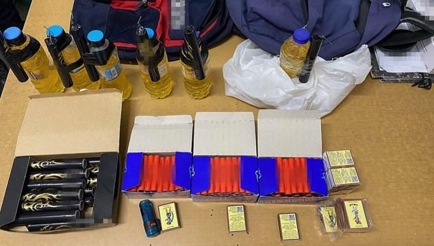 Συλλήψεις για κατοχή και διάθεση ειδών πυροτεχνίας σε Πάρο και Νάξο