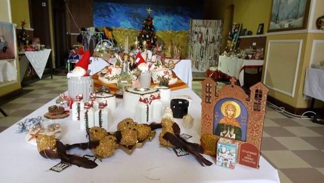 Φιλανθρωπικό Χριστουγεννιάτικο  bazaar αγάπης