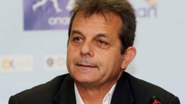 Στη Σύρο ο γενικός γραμματέας Αθλητισμού Ιούλιος Συναδινός
