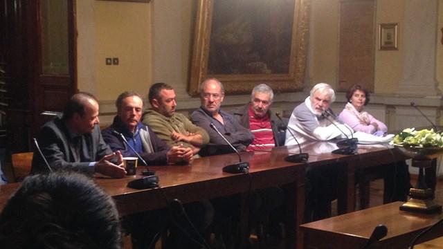 Συνάντηση δημάρχου Σύρου - Ερμούπολης με εθελοντικούς συλλόγους και φορείς