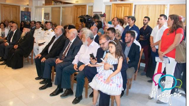 Οι βουλευτές Κυκλάδων του ΣΥΡΙΖΑ στην Αμοργό