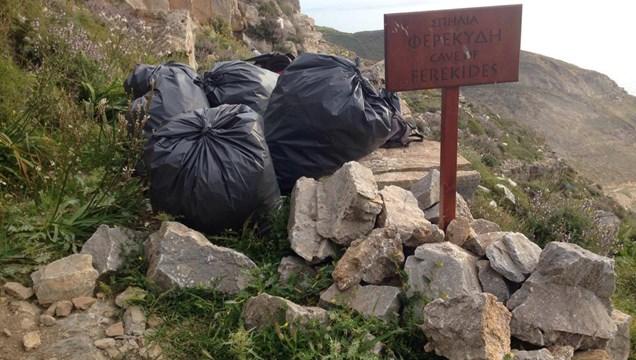 Καθαρισμός των περιοχών Ρηχωπό και Φοινικιάς στην Απάνω Μεριά