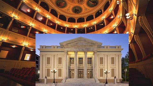 """Μνημόνιο συνεργασίας μεταξύ του Θεάτρου """"Απόλλων"""" και του δημοτικού θεάτρου Πειραιά"""