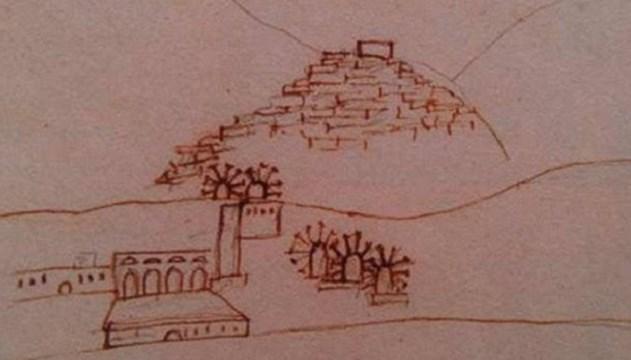 Η Σύρος μέσα από τα σπάνια σκίτσα του Χανς Κρίστιαν Άντερσεν