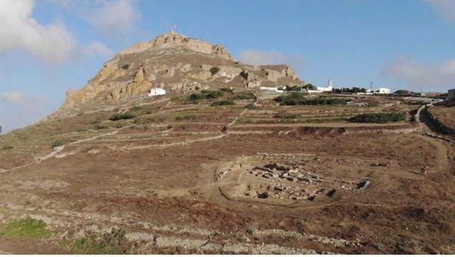 Πολύτιμα ευρύματα αποκαλύφθηκαν στην Τήνο