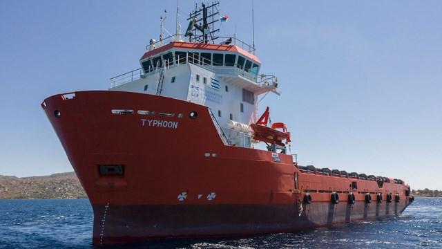 To Κοινωφελές Ίδρυμα Αθανασίου Κ. Λασκαρίδη «ρίχνει» τον «Τυφώνα» στη μάχη κατά της θαλάσσιας ρύπανσης
