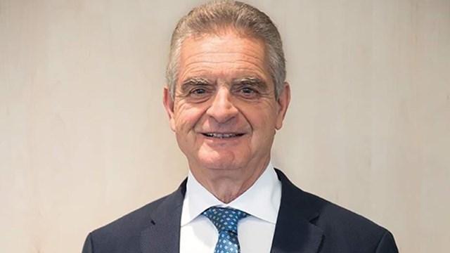 Ο Γιώργος Βακόνδιος Διευθύνων Σύμβουλος του Οργανισμού Λιμένος Λαυρίου