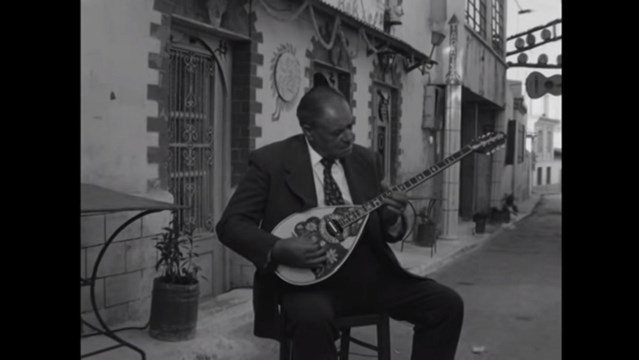 Σπάνια εμφάνιση του Μάρκου σε ντοκιμαντέρ του '60