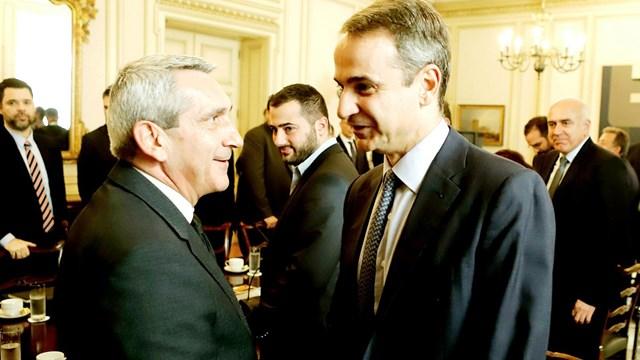 Στη συνάντηση των Περιφερειαρχών με τον Πρωθυπουργό ο Γιώργος Χατζημάρκος, για  ΕΣΠΑ και προσφυγικό - μεταναστευτικό