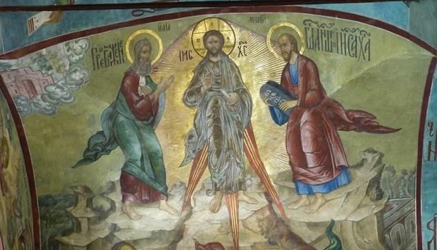 Η Μεταμόρφωση του Σωτήρος Χριστού (Ματθ. 17, 1-9)