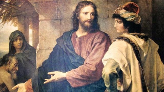 Ο Χριστός είναι ο πνευματικός μας πλούτος και η αληθινή αιώνια ζωή (Μθ. 19,16-26)