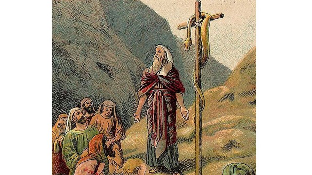 ΚΥΡΙΑΚΗ ΠΡΟ ΤΗΣ ΥΨΩΣΕΩΣ  ΤΟΥ ΤΙΜΙΟΥ ΣΤΑΥΡΟΥ (Ιωάννου 3, 13-17)