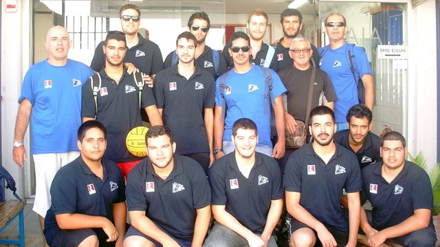 Έναρξη προπονήσεων της ανδρικής ομάδας Υδατοσφαίρισης