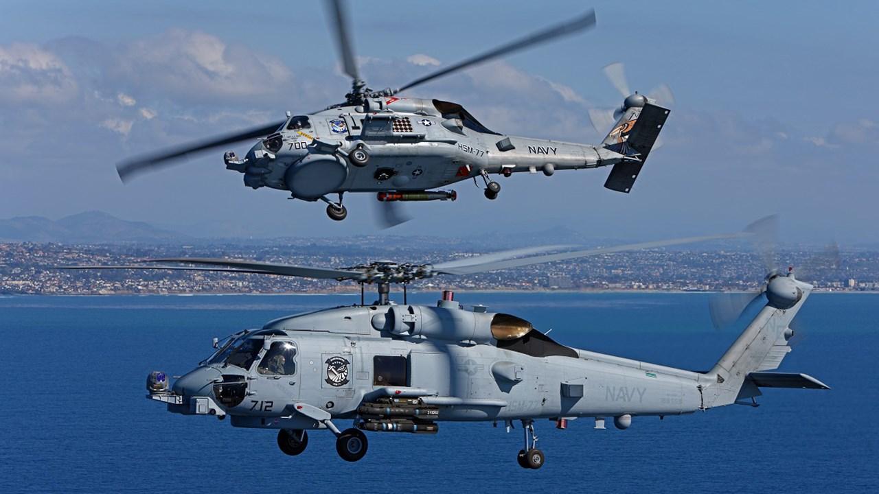 syrostoday.gr - Επικαιρότητα - Το ΚΥΣΕΑ ενέκρινε τα Romeo και την FOS των  S-70 Aegean Hawk