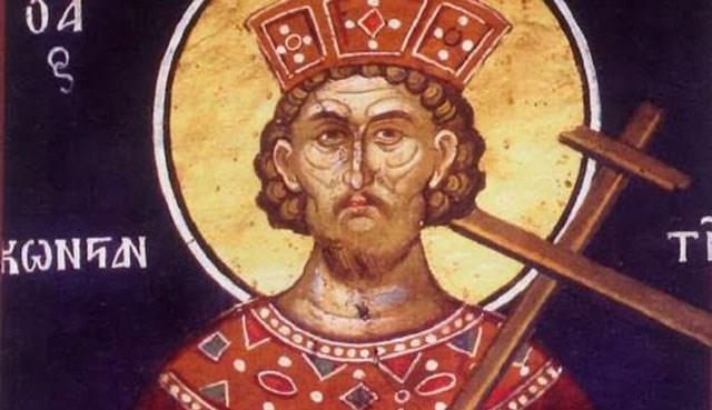syrostoday.gr - Επικαιρότητα - Ο άγιος και ισαπόστολος, Μέγας Κωνσταντίνος