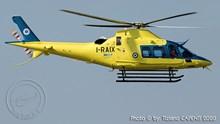 Το νέο ελικόπτερο του ΕΚΑΒ που σύμφωνα με τον σχεδιασμό θα εγκατασταθεί στην Σύρο