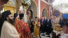 Η εορτή του Αγίου Γεωργίου στην Ερμούπολη
