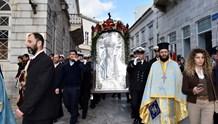 Η Σύρος εορτάζει τον Πολιούχο της Άγιο Νικόλαο