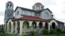 Πρόοδος εργασιών στον αναγειρόμενο Ιερό Ενοριακό Ναό Αγίας Φωτεινής