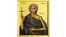 Ε΄ ΚΥΡΙΑΚΗ ΤΩΝ ΝΗΣΤΕΙΩΝ: Το παράδειγμα της οσίας Μαρίας της Αιγυπτίας