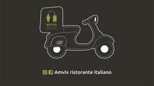 Το εστιατόριο Amvix θα βρίσκεται πάλι κοντά σας για delivery και take away