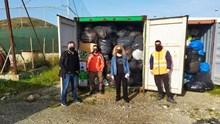 Ανταποδοτική ανακύκλωση: Οκτώ τόνοι ρούχων, υποδημάτων και λευκών ειδών συλλέχθηκαν στην Σύρο