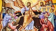 Τα Άγια Πάθη του Χριστού και η Υψοποιός Του Ανάσταση