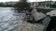 Ενίσχυση του Δήμο Άνδρου για την αντιμετώπιση ζημιών και καταστροφών
