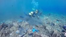 Άνδρος: Φιλόδοξο εγχείρημα στον βυθό του νησιού