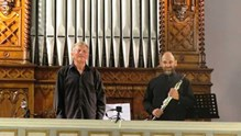 Η τρίτη συναυλία στο Διεθνές Φεστιβάλ Εκκλησιαστικού Οργάνου ΆΝΩ