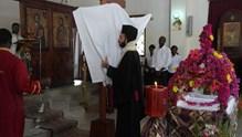 Μεγάλη Εβδομάδα στην Ιερά επισκοπή Μπραζαβίλ