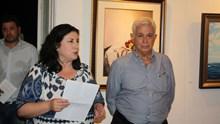 Η Εύη Αριστείδου, η νέα Πρόεδρος του ΘΕΠΟΣ «Απόλλων»
