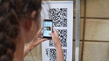 2ο Workshop // Video Installation Art με τη χρήση έξυπνων κινητών/ Augmented Reality & QR Codes στο Δημόσιο χώρο