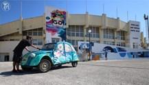 Η περιπλανώμενη γιορτή της τέχνης του δρόμου επιστρέφει στη Σύρο