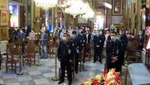 Ο εορτασμός του προστάτη της Ελληνικής Αστυνομίας στη Σύρο