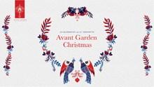 Χριστoύγεννα στον κήπο του AvantGarden