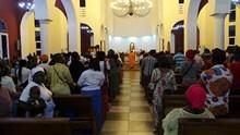 Τα πρώτα Χριστούγεννα στον νέο Ιερό Καθεδρικό Ναό του Αγίου Δημητρίου