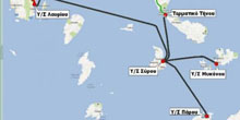 """""""Στρατηγικής σημασίας η διασύνδεση των νησιών με το ηπειρωτικό δίκτυο ηλεκτρικής ενέργειας"""""""