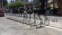Βαίνουν.. προς απόσυρση τα δημοτικά ποδήλατα