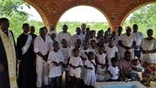Βαπτίσεις ορθοδόξων στο Dolisie