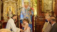 Σύρος: Τιμήθηκε η ιερά μνήμη του Αγίου Ιερομάρτυρος Δωρόθεου