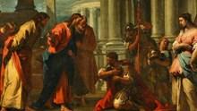 Ο Ιησούς θεραπεύει το δούλο του εκατόνταρχου (Ματθ. 8,5-13)