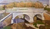 Μία ξεχωριστή έκθεση ζωγραφικής