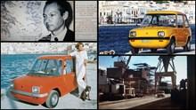 Το ηλεκτρικό αυτοκίνητο της Σύρου: Enfield 8000
