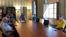 Επιμελητήριο Κυκλάδων: Συνάντηση εργασίας με την ευρωβουλευτή, Άννα Μισέλ Ασημακοπούλου