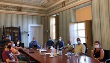 Συνάντηση με κοινό παρανομαστή, την ανάπτυξη της Σύρου