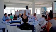 Η 5η συνάντηση της Επιτροπής Συνδιαχείρισης της Γυάρου στην Ερμούπολη