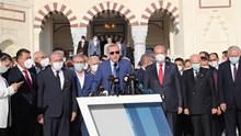 Ερντογάν – Τατάρ ανακοίνωσαν άνοιγμα του 3,5% της Αμμοχώστου - Επίθεση σε ΕΕ και Ελλάδα