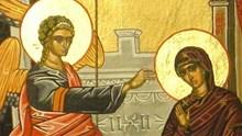 Ο Ευαγγελισμός της Θεοτόκου (Λουκ. 1, 24-38)