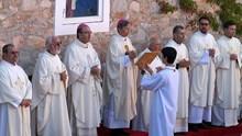 Πολυαρχιερατική Θεία Λειτουργία της Παναγίας Φανερωμένης
